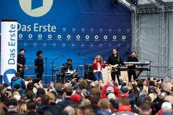 PreRace-Show mit Anastacia