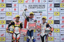 Podium Race 2 Asia Production 250cc