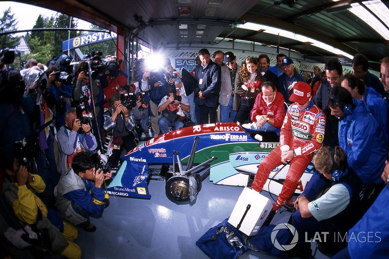 GP da Bélgica, 1994