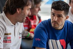 Sergio Alaux, Donto Racing Chevrolet, Matias Rossi, Nova Racing Ford
