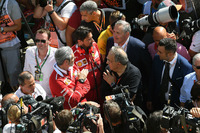 Maurizio Arrivabene, Ferrari Takım Patronu ve Sergio Marchionne, CEO FIAT
