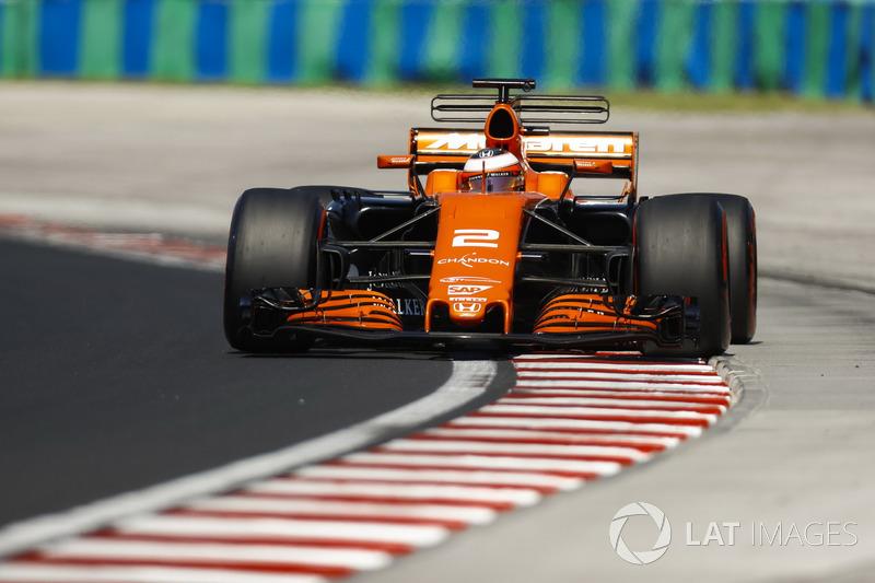 Gewinner: Stoffel Vandoorne (McLaren)