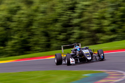 Дэвид Бекманн, Van Amersfoort Racing, Dallara F317 – Mercedes-Benz