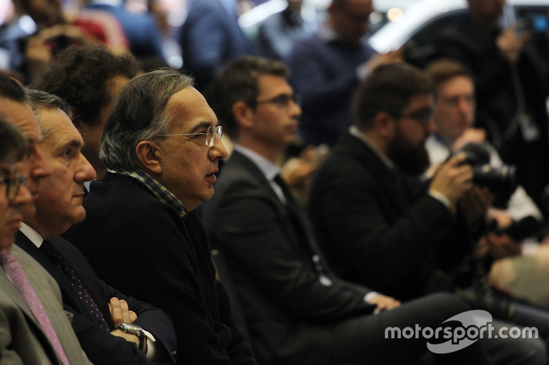 Sergio Marchionne, FCA CEO