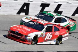 Ryan Reed, Roush Fenway Racing Ford and Elliott Sadler, JR Motorsports Chevrolet