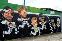 رسوم على الجدران