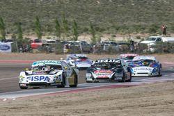 Emiliano Spataro, Trotta Racing Dodge, Pedro Gentile, JP Racing Chevrolet, Martin Ponte, GT Racing Dodge
