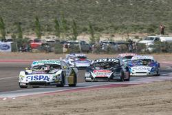 Emiliano Spataro, Trotta Racing Dodge, Pedro Gentile, JP Racing Chevrolet, Martin Ponte, GT Racing D