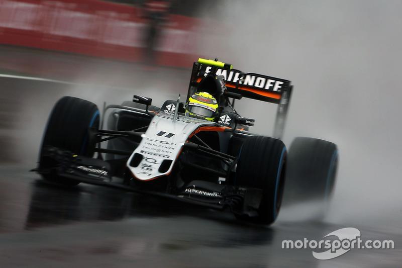 4e - Sergio Pérez (Force India)