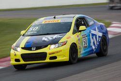 #50 Honda Civic Si: Eric Laporte