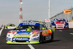 Alan Ruggiero, Laboritto Jrs Torino, Sebastian Diruscio, SGV Racing Dodge, Martin Ponte, UR Racing Team Dodge
