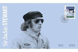 Sir Jackie Stewart pulu