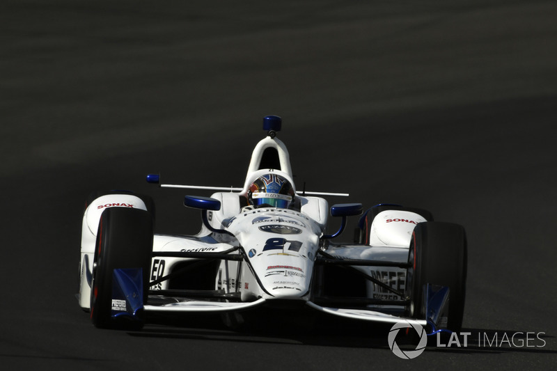 6: Джей-Ар Хильдебранд, Ed Carpenter Racing Chevrolet
