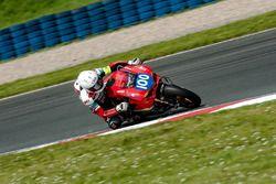#100 Hertrampf Racing - Team Festival Italia, Ducati Panigale: Oliver Skach, Markus Nekvasil, Gerrit