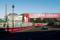 Nicolas Prost, Renault e.Dams, devance Sébastien Buemi, Renault e.Dams