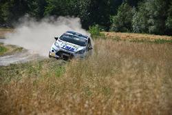 Dominik Broz, Peugeot 208 R2