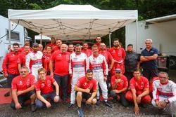 Citroën team members