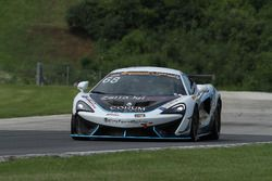 #68 McLaren GT4: Kenny Wilden, Rod Randall