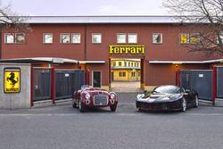 70e anniversaire de Ferrari