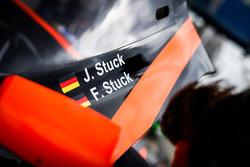 Johannes Stuck, Ferdinand Stuck, KTM X-Bow GT4, Isert Motorsport