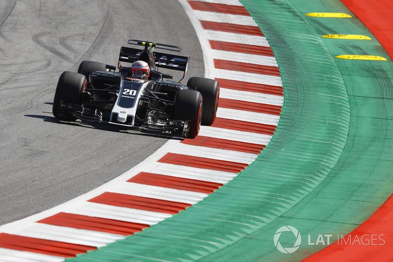 7. Kevin Magnussen, Haas F1 Team VF-17