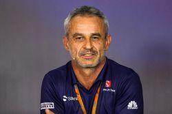 Beat Zehnder, Team Manager Sauber F1