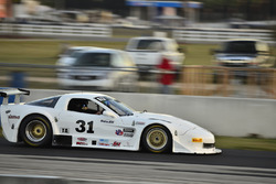 #31 TA Chevrolet Corvette, Keith Grant