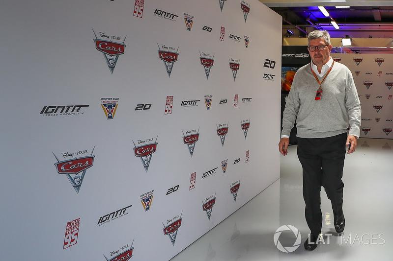 Ross Brawn, Formula One Director General de Motorsports