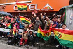 Прибытие в Ла-Пас