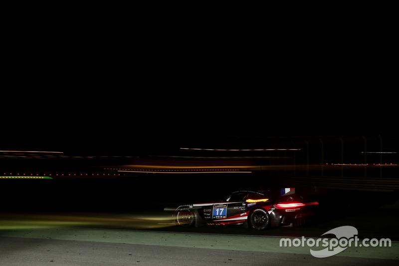 #17 IDEC SPORT RACING Mercedes AMG GT3: Patrice Lafargue, Paul Lafargue, Gabriel Abergel, Alban Varutti