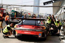 #2 Black Falcon, Mercedes AMG GT3: Khaled Al Qubaisi, Jeroen Bleekemolen, Patrick Assenheimer, Manue