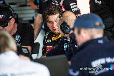 BMW-Test in Bathurst, November