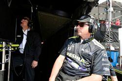 Crewchief Ricky Davis, Chip Ganassi Racing