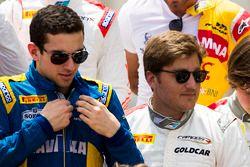 Nicholas Latifi, and Stefano Coletti, Campos Racing