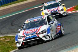 Jason Wolfe, Florian Thoma, VW Golf GTI TCR, Liqui Moly Team Engstle