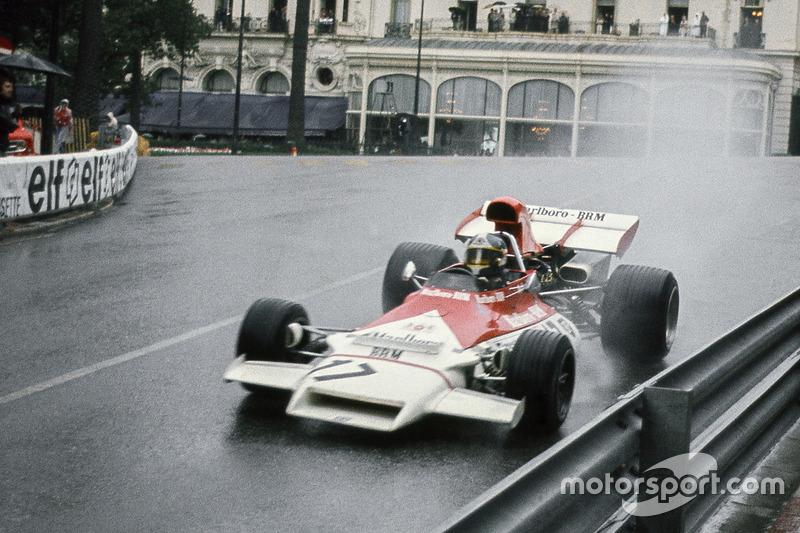 Jean-Pierre Beltoise: GP de Mônaco de 1972