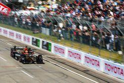 James Hinchcliffe, Schmidt Peterson Motorsports. Honda
