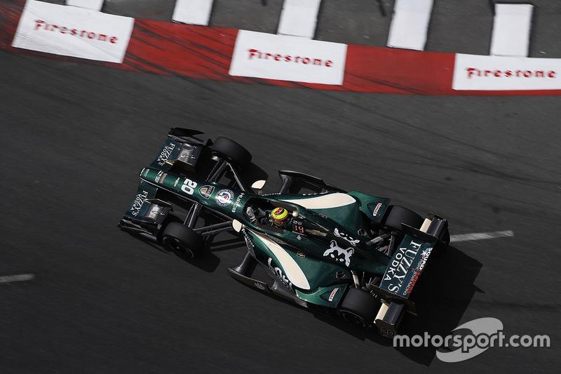 Spencer Pigot, Ed Carpenter Racing, Chevrolet