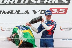 Podium: Egor Orudzhev, SMP Racing by AVF