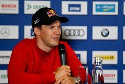Press Conference, Mattias Ekström, Audi Sport Team Abt Sportsline, Audi A5 DTM