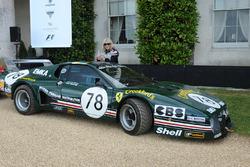 Ferrari Nick Annette Mason