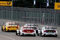 Augusto Farfus, BMW Team RMG, BMW M4 DTM, Tom Blomqvist, BMW Team RBM, BMW M4 DTM