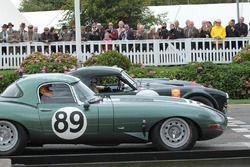 Royal Automobile Club TT Celebration - Front row