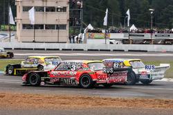 Omar Martinez, Martinez Competicion Ford, Mariano Werner, Werner Competicion Ford, Mauricio Lambiris