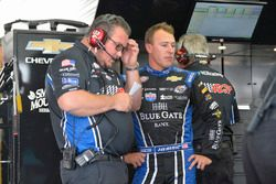 Danny Stockman Jr, Daniel Hemric, Richard Childress Racing Chevrolet