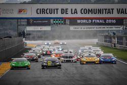 Inicio: Loris Spinelli, Antonelli Motorsport líder