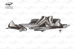 DUPLICATE: McLaren MP4-19 floor