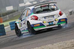 Marco Miraglia, Anna Colombo, Peugeot 208