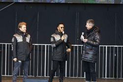 Nico Rosberg ve Lewis Hamilton