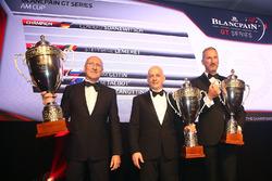 2016 AM Cup Drivers, Claudio Sdanewitsch, champion, Stéphane Lémeret, 2nd place, Marco Zanuttini, 3rd place
